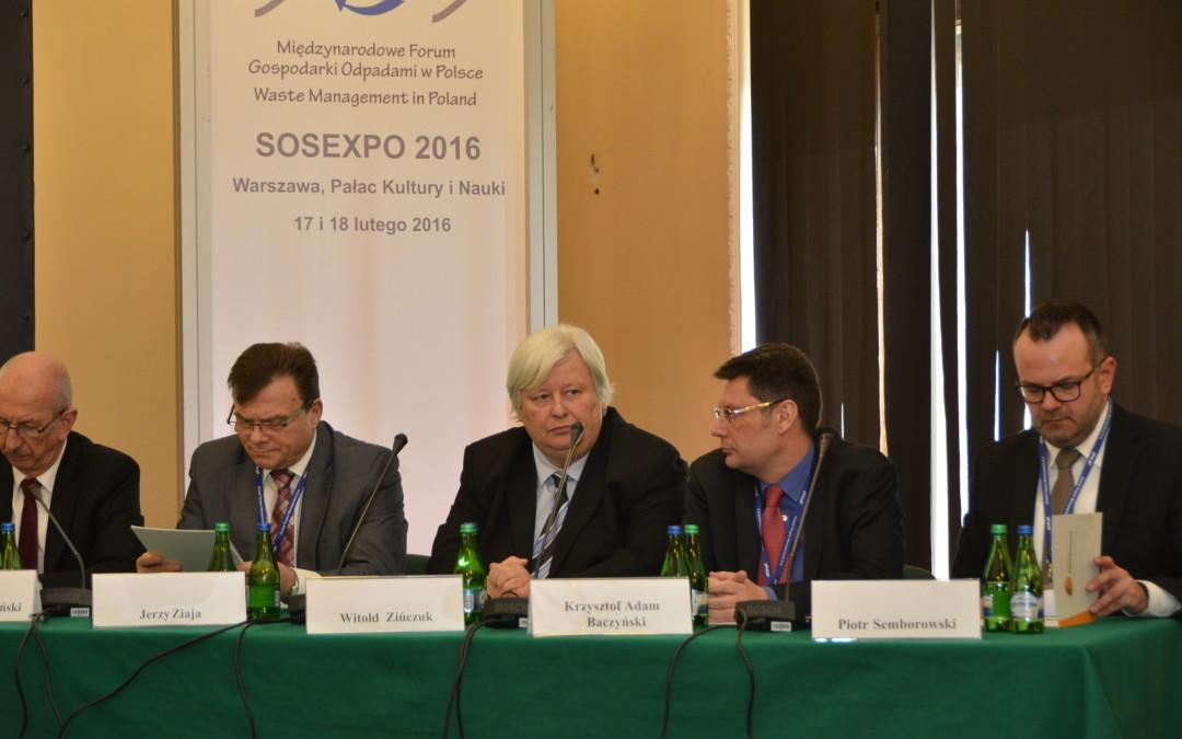 EKO-PAK uczestnikiem SOSEXPO 2016