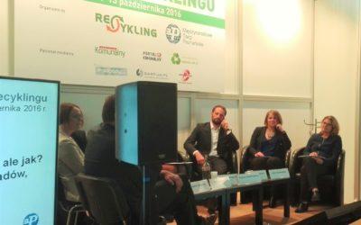 EKO-PAK na Forum Recyklingu