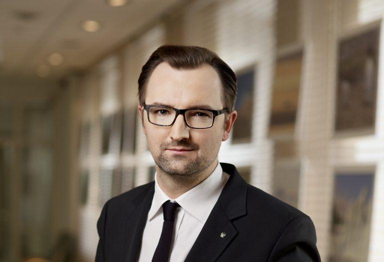 Wiceminister Mazurek: zmiany legislacyjne przyczynią się do zwiększenia poziomu recyklingu.