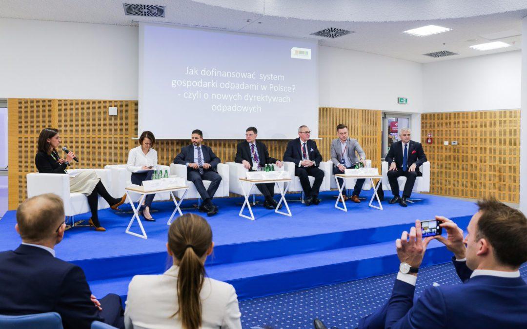 EKO-PAK na Kongresie 590 w panelu o Rozszerzonej Odpowiedzialności Producenta