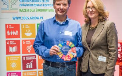 """EKO-PAK przystępuje do Partnerstwa na rzecz realizacji środowiskowych Celów Zrównoważonego Rozwoju """"Razem dla Środowiska""""."""