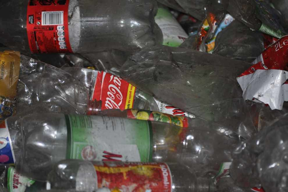 Chcą ograniczyć zanieczyszczenie plastikiem