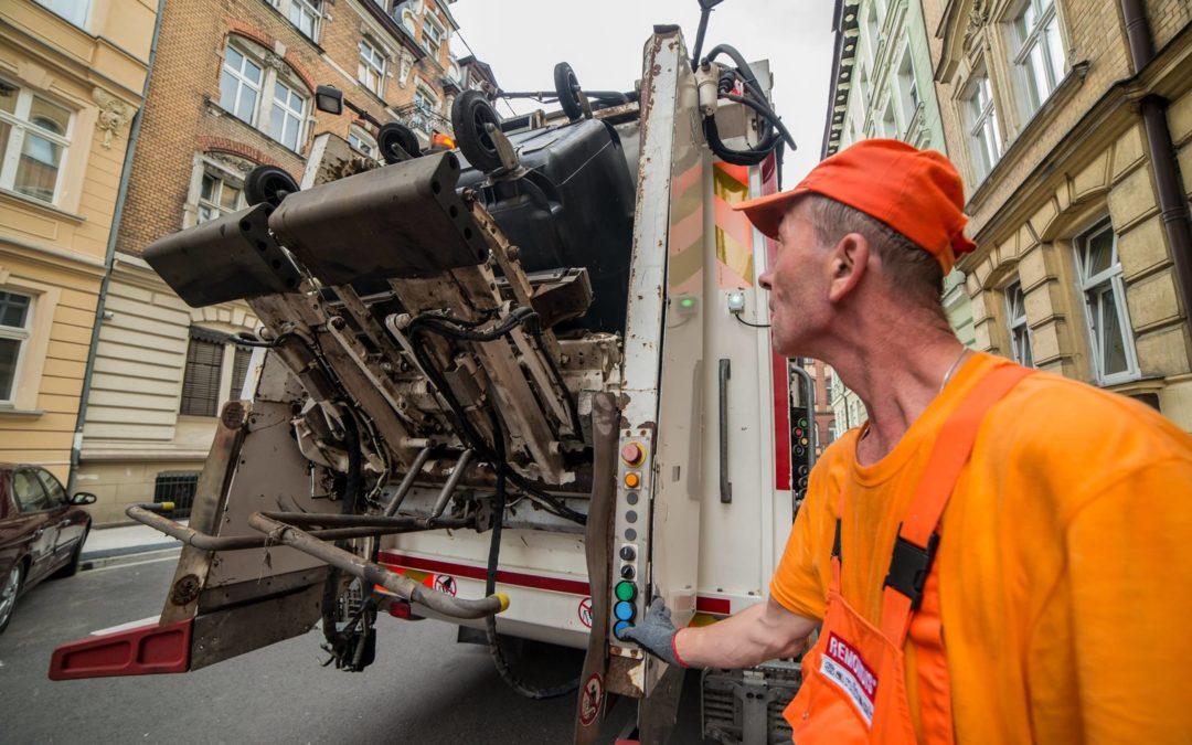 Poznań podnosi ceny za wywóz śmieci