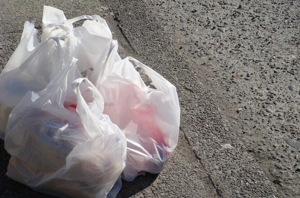 Czy opłata recyklingowa ograniczyła użycie foliówek?
