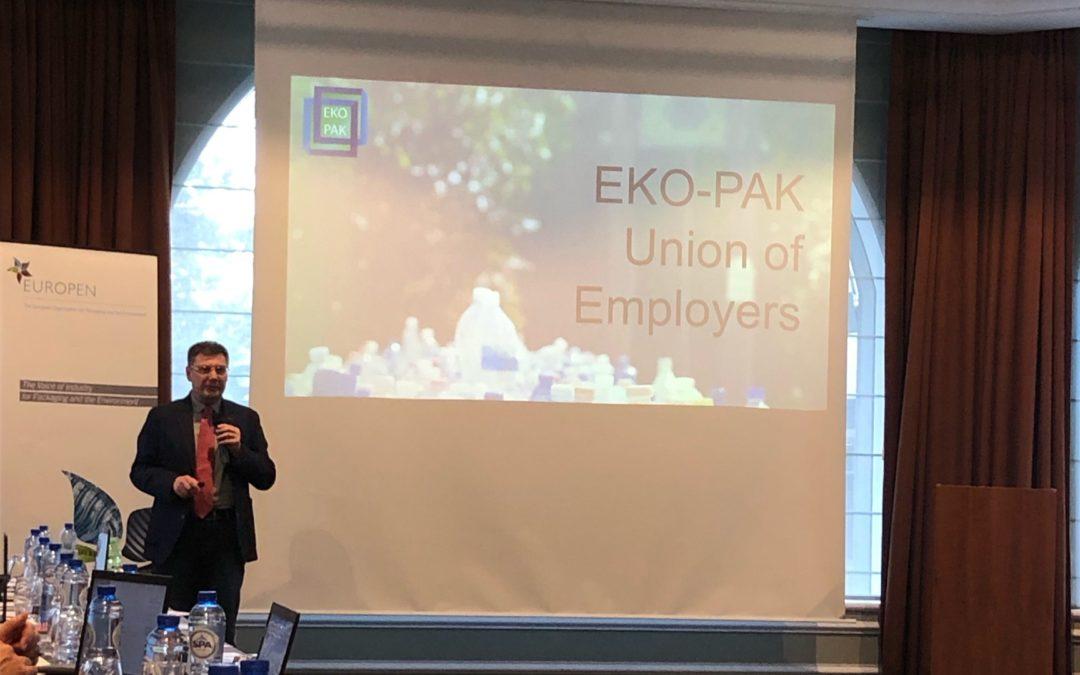 Związek Pracodawców EKO-PAK członkiem EUROPEN