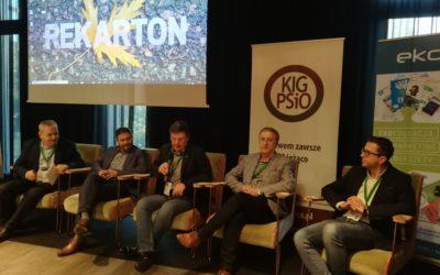 ZP EKO-PAK uczestnikiem konferencji KIGPSiO i Ekorum