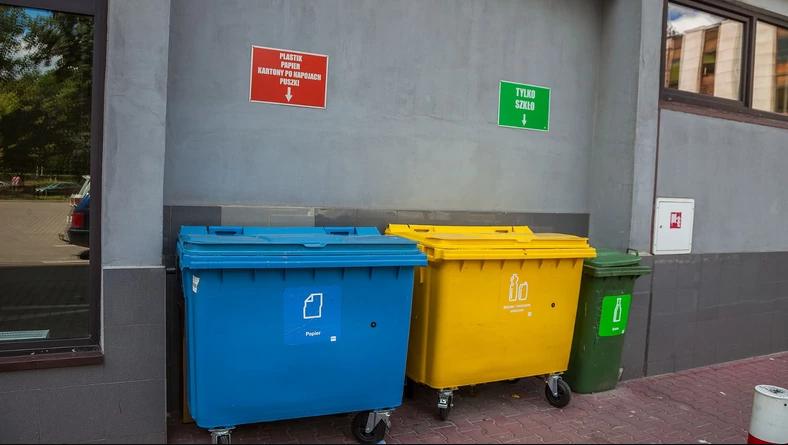 Śmieci w trybie awaryjnym. W środku pandemii nie czas na recykling?