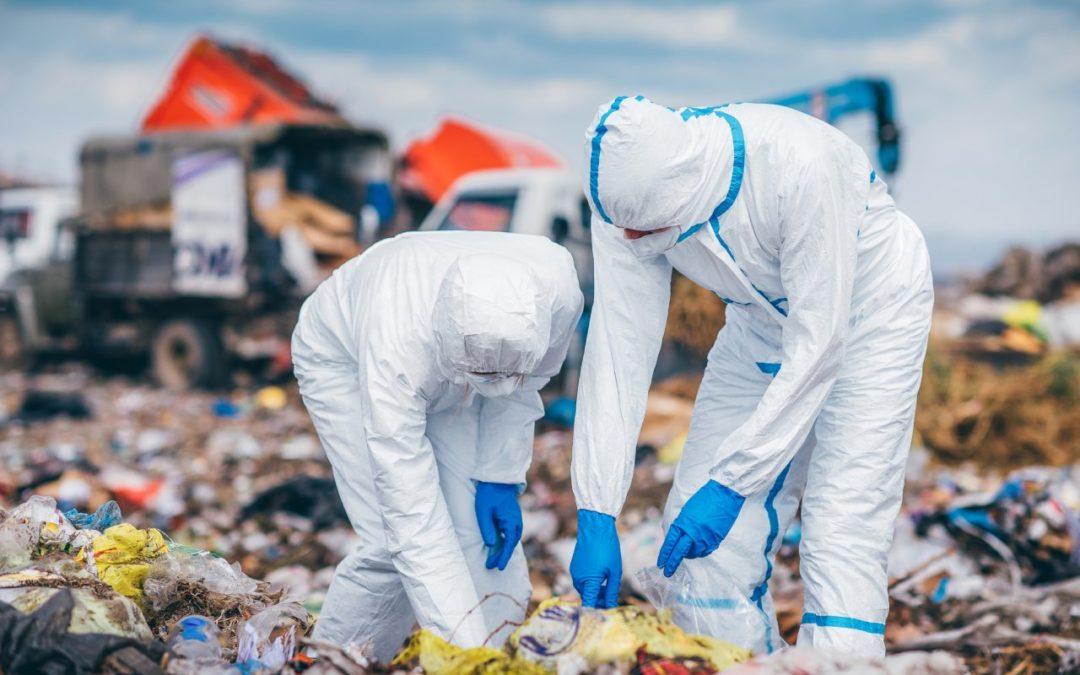 Odpady w czasach zarazy – segregować czy nie?