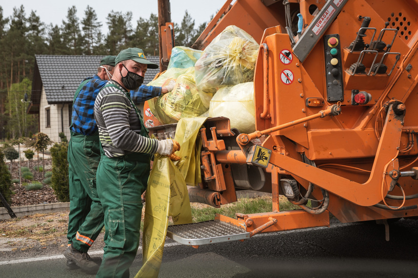 Analitycy: Polska pod względem przetwarzanych odpadów na przedostatnim miejscu w UE