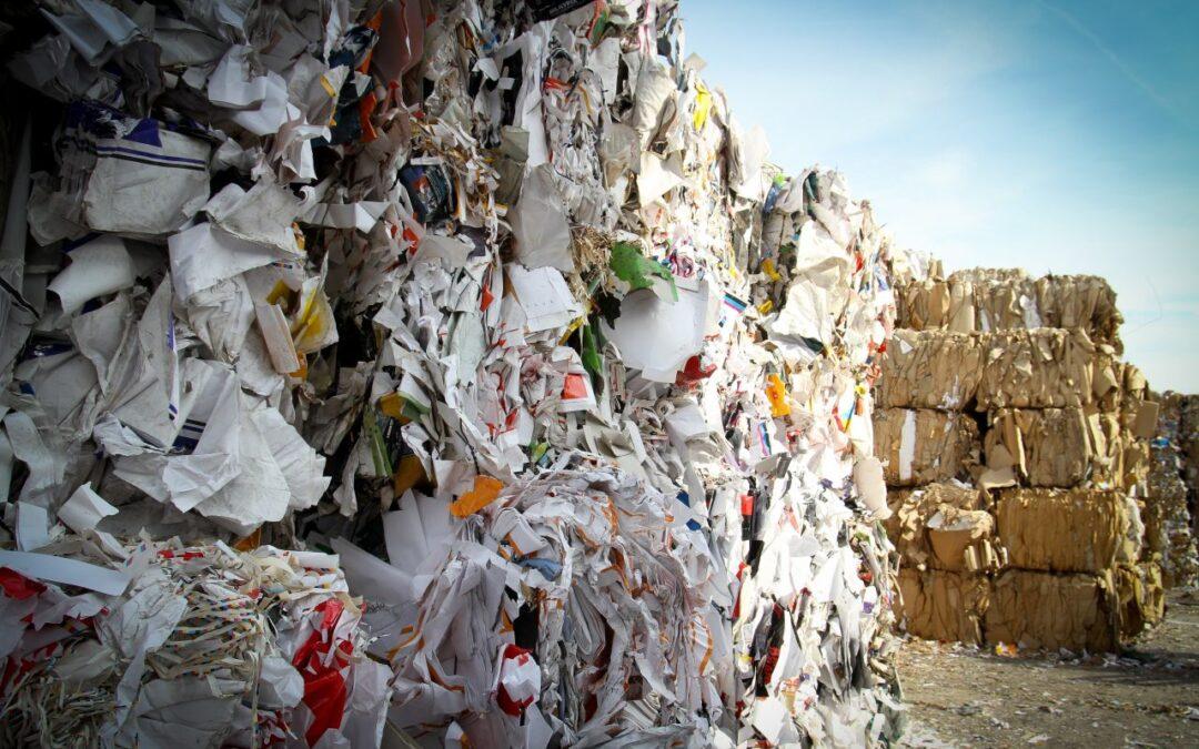 Więcej odpadów komunalnych, mniej przemysłowych. GUS opublikował dane za rok 2020